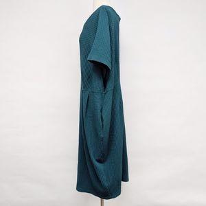 ASOS Curve Dresses - asos | curve teal green midi wiggle dress sz 24
